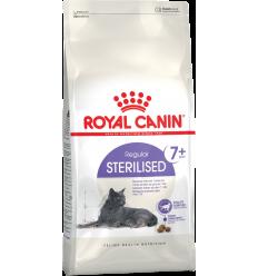 Royal Canin Health Nutrition Cat Slzed. Senior 1,5 kg Pinso Gats Sèniors Totes les Races Esterilitzats Vegetals Au Arròs 318255