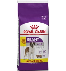 Royal Canin Adult Giant 15+3 Kg. 3182550704991