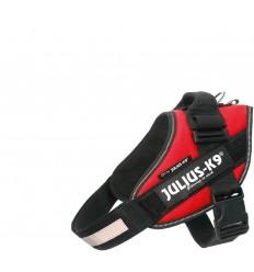 Julius K-9 IDC Arnès T - Mini Mini Vermell (4 - 7 Kg). 5999053616236