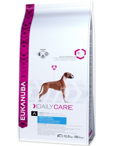 Eukanuba Daily Care Sensitive Joints 12,5 Kg. 8710255120140