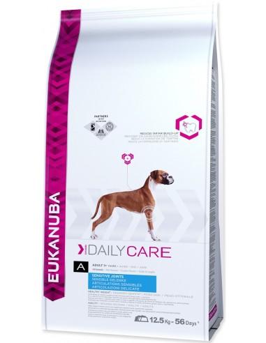 Eukanuba Daily Care Sensitive Joints 12,5 Kg. 8710255120140