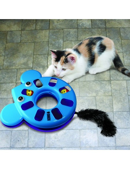 Kong Cat Active Puzzle Toy Mouse. 035585334080