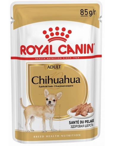 Royal Canin Adult Chihuahua 85 gr. 9003579001516