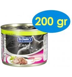 Dr. Clauder's Cat Probióticos Pato 200 gr. 4014355246125