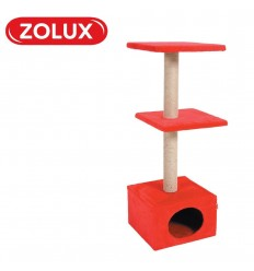 Zolux Rascador Duo Vermell. 3336028040559