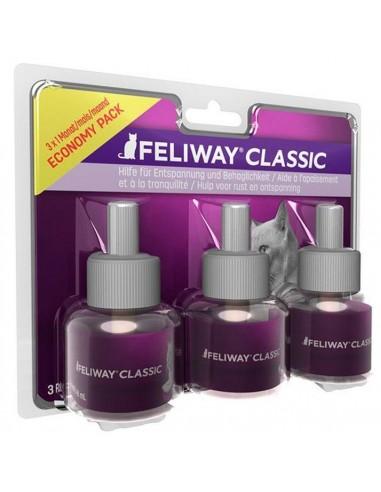 Feliway Classic Pack Econòmic de Recanvis. 3411112291632
