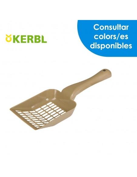 Kerbl Pala per grànuls grans Gris. 4018653842331