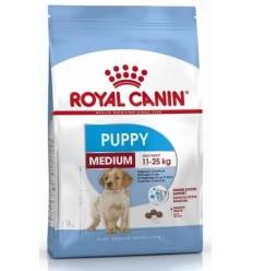 Royal Canin Size Dog Puppy Medium 1 kg 3182550402439 / 4 kg 3182550708180 / 15 kg 3182550402132