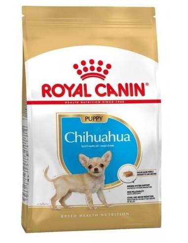Royal Canin Breed Dog Puppy Chihuahua 1,5 kg. 3182550722544