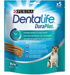 Purina Dentalife Dog Duraplus Adult Small Pollo. 5 unidades 7613036712897