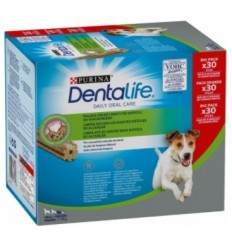 Purina Dentalife Dog Adult Small Pollastre. 30 unidades 7613038132143