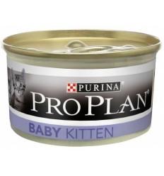 Purina Pro Plan Cat Baby Kitten Mousse. 85 gr 7613036693462