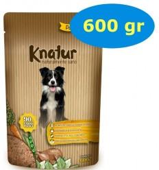 Knatur Pollastre i Verdures 600 gr. 8437003634680