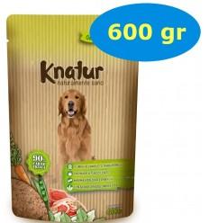 Knatur Cordero, Pollo y Verduras 600 gr. 8437003634697