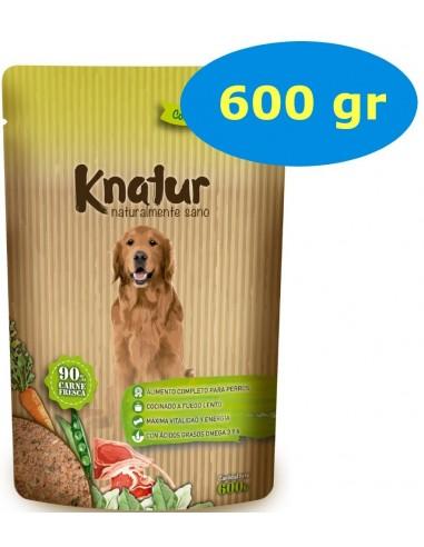 Knatur Xai, Pollastre i Verdures 600 gr. 8437003634697