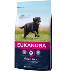 Eukanuba Adult Large Pollo 15+3 Kg. 8710255121772