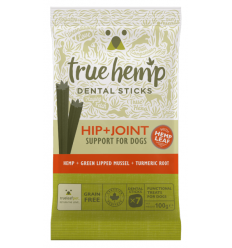 True Hemp Dental Sticks Hip + Joint. 100 gr 628451770756