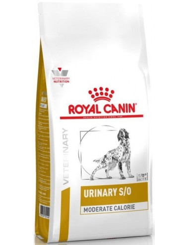 Royal Canin Veterinary Diet Dog Adult Urinary S/O Moderate Calorie 6,5 kg 3182550780919