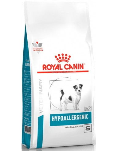 Royal Canin Veterinary Diet Dog Adult Hypoallergenic Small Dog 3,5 kg 3182550758314