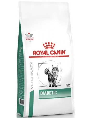 Royal Canin Veterinary Diet Cat Adult Diabetic 1,5 kg 3182550711166