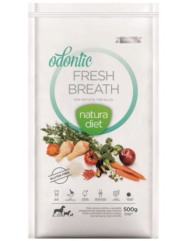 Dingo Natura Diet Adult Odontic Fresh Breath 500 gr 8437013127868