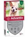 Bayer Advantix Dog Solución Spot-On (hasta 4 kg). 1 pipeta 4007221043119