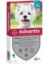 Bayer Advantix Dog Solución Spot-On (entre 4 y 10 kg) 1 pipeta 4007221043126