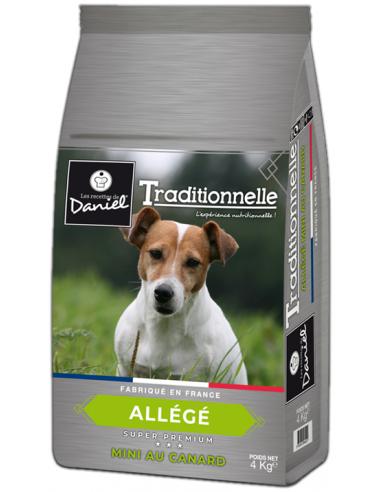 Les recettes de Daniel Dog Traditionnelle Adult Mini Light Ànec 4 kg 3760248294421
