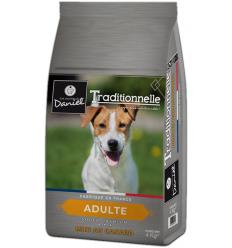 Les recettes de Daniel Dog Traditionnelle Adult Mini Ànec 4 kg 3760248294414