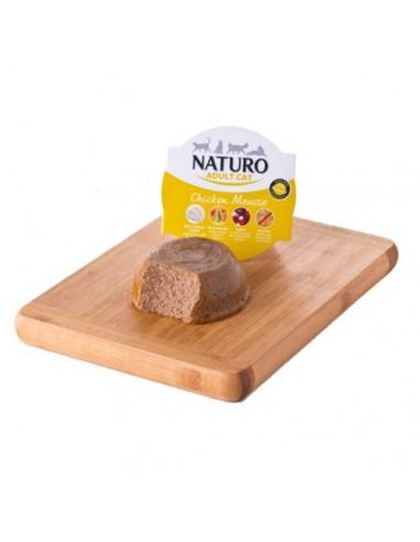 Naturo Gat Mousse Pollastre 85gr